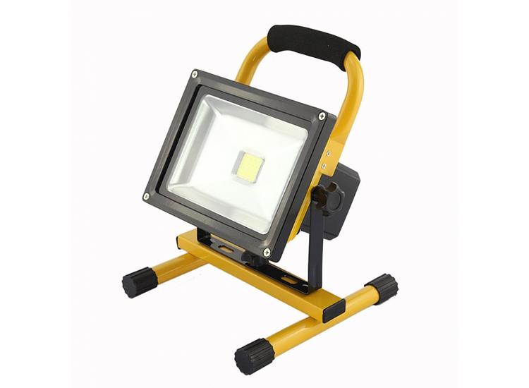 SPOT light แบบชาร์จ 20W