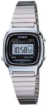 นาฬิกา คาสิโอ Casio STANDARD DIGITAL รุ่น LA670WD-1