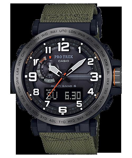 นาฬิกา Casio PRO TREK Smart Access PRW-6600 series รุ่น PRW-6600YB-3 ของแท้ รับประกัน1ปี