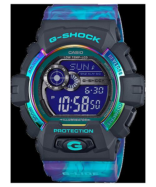 นาฬิกา Casio G-Shock G-LIDE Aurora Light Color series รุ่น GLS-8900AR-3 ของแท้ รับประกัน1ปี