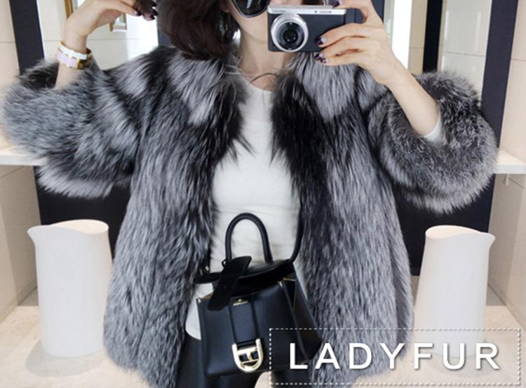 Pre-Order เสื้อขนสัตว์แท้ ( silver fox ) สินค้าใหม่นะคะ ไม่ใช่มือ2