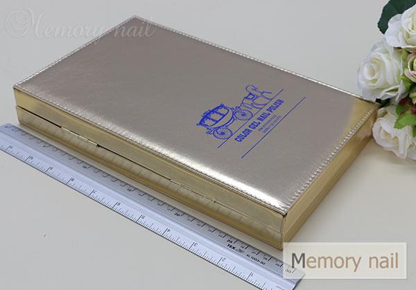 กล่องหนัง โชว์ลายเล็บ,กล่อง โชว์ลายเล็บ,หนังสือ โชว์ลายเล็บ,กล่อง โชว์สีทาเล็บ,กล่องใสเล็บ