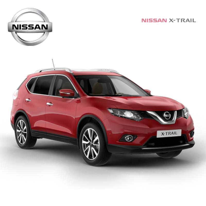 พรมกระดุม Super Save ชุด All Full จำนวน 14 ชิ้น Nissan All New X-Trail 7 ที่นั่ง 2015-2019