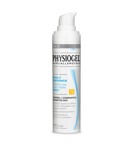 Physiogel defence day cream RICH spf 15 40ml
