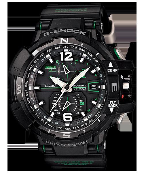 นาฬิกา คาสิโอ Casio G-Shock Premium Model รุ่น GW-A1100-1A3DR