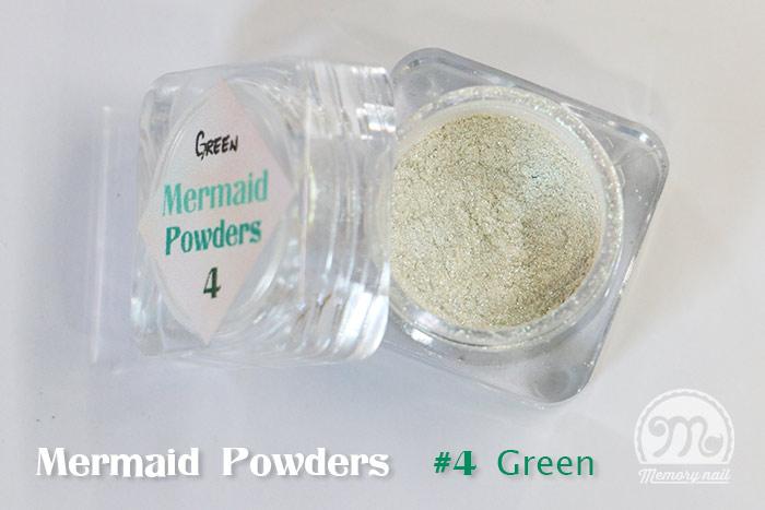 Mermaid Powder, ผงนางเงือก