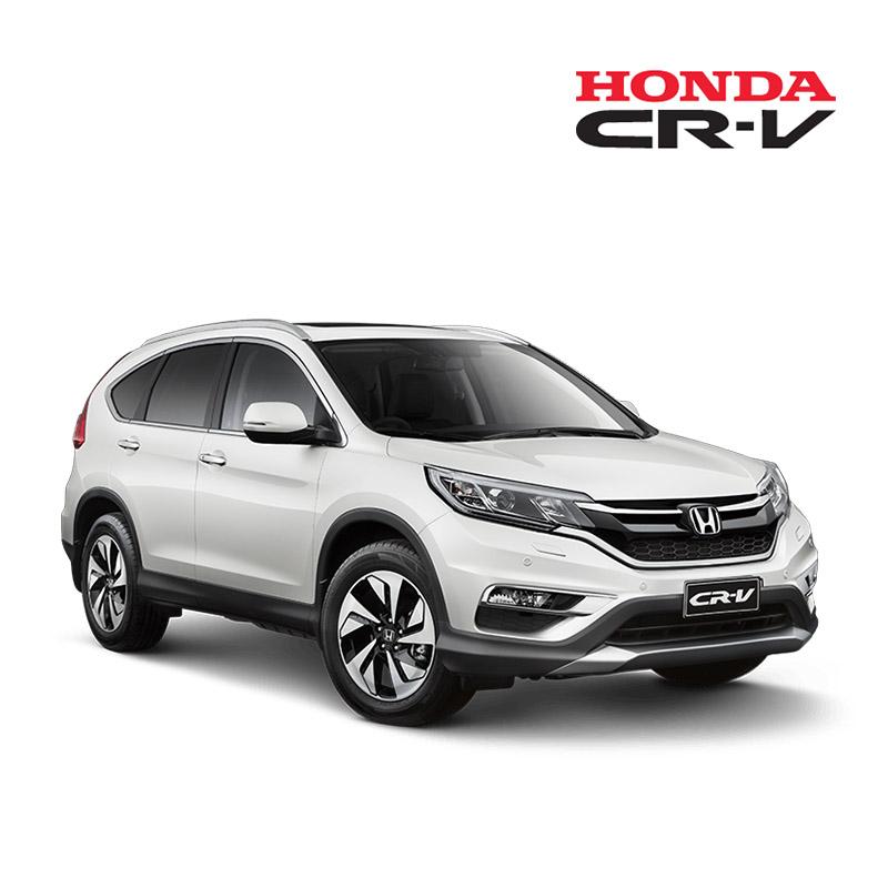 พรมกระดุม Super Save ชุด Full (เฉพาะในเก๋ง) จำนวน 4 ชิ้น Honda New CRV Gen 4 ปี 2013-2018