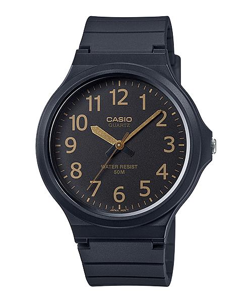 นาฬิกา Casio STANDARD Analog'men รุ่น MW-240-1B2V ของแท้ รับประกัน1ปี