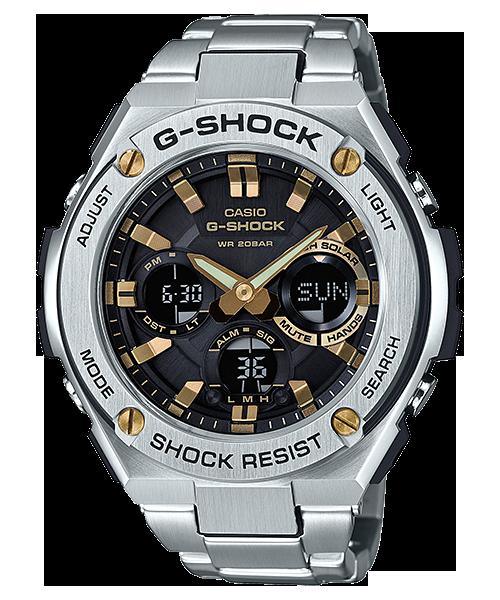 นาฬิกา Casio G-Shock G-STEEL series รุ่น GST-S110D-1A9 ของแท้ รับประกัน1ปี