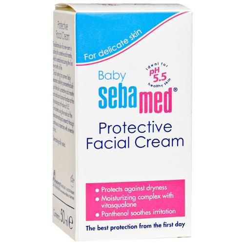 Sebamed protective facial cream 50ml