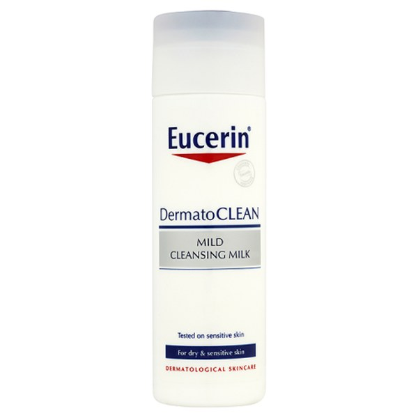 EUCERIN DERMATOCLEAN MILD CLEANSING MILK 200ml.