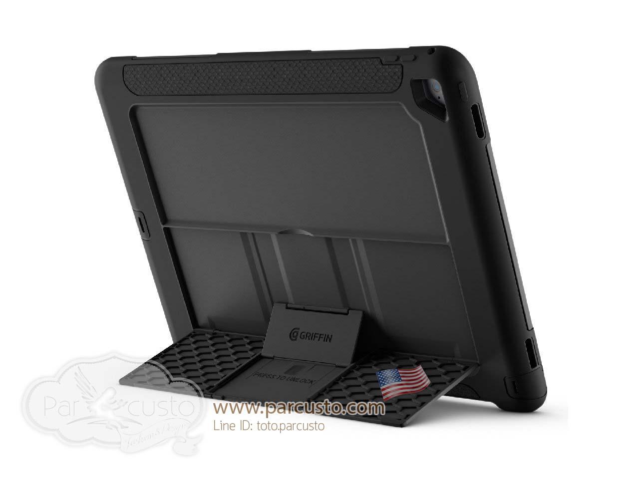 เคสกันกระแทก Apple iPad Pro [Survivor Slim] จาก Griffin [Pre-order USA] ส่งฟรีลงทะเบียน