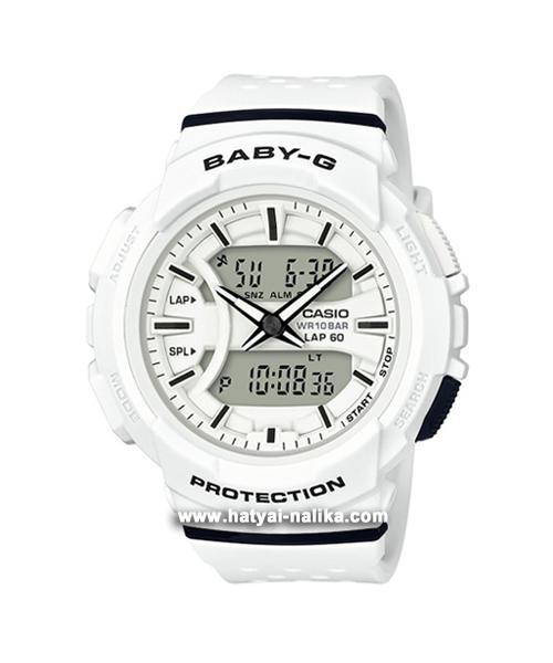 นาฬิกา Casio Baby-G for Running BGA-240 series รุ่น BGA-240-7A ของแท้ รับประกัน1ปี