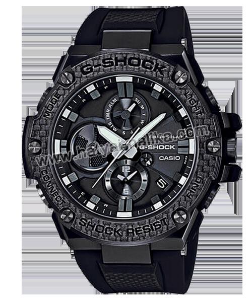 นาฬิกา Casio G-Shock G-STEEL Transformer Special model wtih Blutooth series รุ่น GST-B100X-1A (Torayca Nanoalloy) ของแท้ รับประกัน1ปี (หายากมาก)