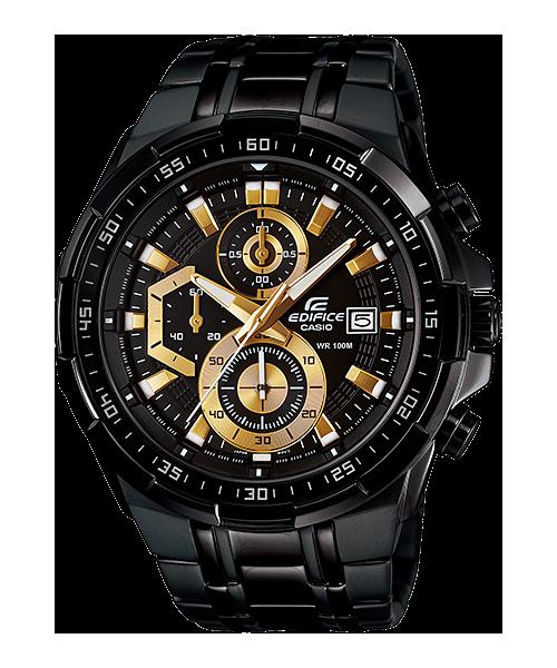 นาฬิกา คาสิโอ Casio EDIFICE CHRONOGRAPH รุ่น EFR-539BK-1AV