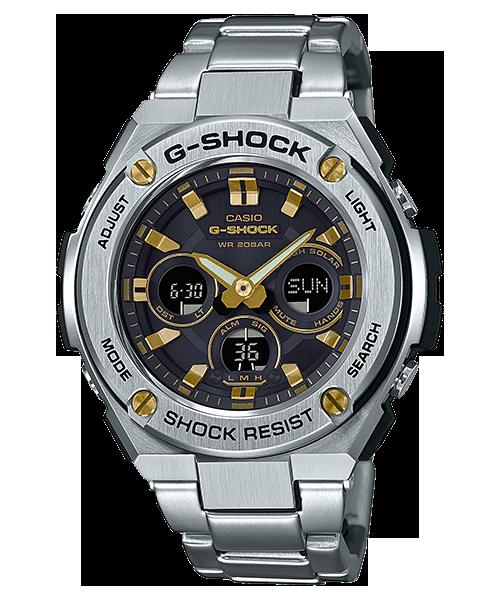 นาฬิกา Casio G-Shock G-STEEL Mini GST-S310 series รุ่น GST-S310D-1A9 ของแท้ รับประกัน1ปี