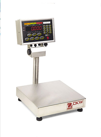 เครื่องชั่งสำหรับตรวจสอบน้ำหนัก Check weight Scale รุ่น CKW15LR55 ยี่ห้อ Ohaus