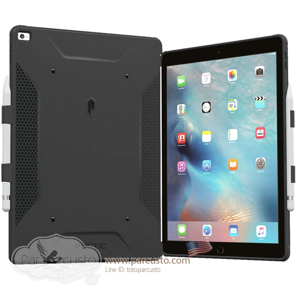 เคสกันกระแทก Apple iPad Pro [QuarterBack] จาก Poetic [Pre-order USA]