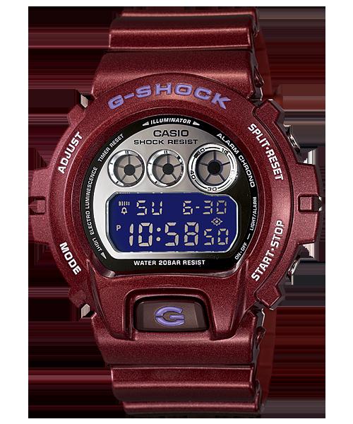 นาฬิกา คาสิโอ Casio G-Shock Standard digital รุ่น DW-6900SB-4