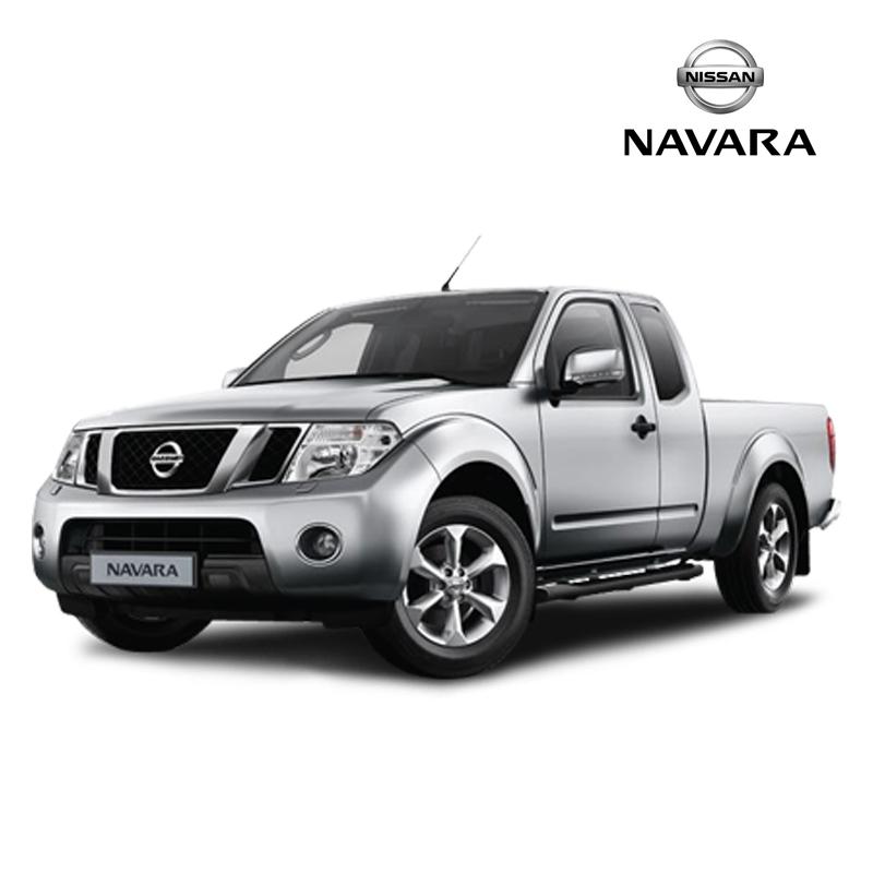 พรมดักฝุ่นไวนิล ชุด Full จำนวน 8 ชิ้น Nissan Frontier Navara