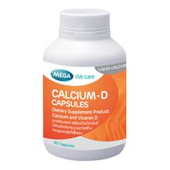 Calcium-D capsules 90's