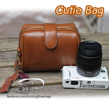 กระเป๋ากล้อง mirrorless Cutie Bag