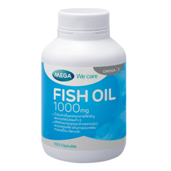 Fish Oil 1000mg 100 's