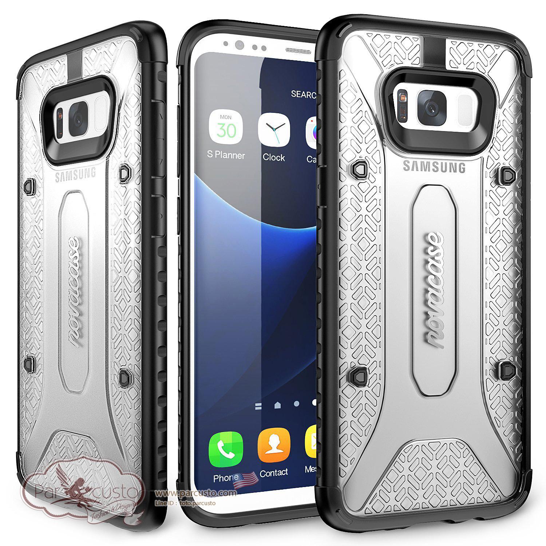เคสกันกระแทก Samsung Galaxy S8+ [NOVACASE] จาก YOUMAKER [Pre-order USA]