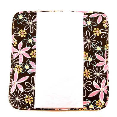 ผ้ารองเสริม Memory Foam สำหรับเปลี่ยนผ้าอ้อมแบบพกพา Ah Goo Baby - Retho Daisy