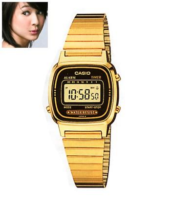นาฬิกา คาสิโอ Casio STANDARD DIGITAL รุ่น LA670WGA-1