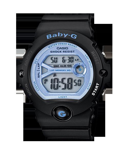 นาฬิกา คาสิโอ Casio Baby-G 200-meter water resistance รุ่น BG-6903-1