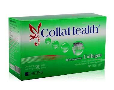 Collahealth Fish 90g 1 กล่อง 30ซอง
