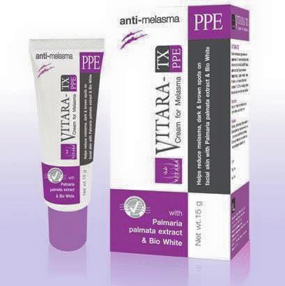 Vitara-TX PPE Cream For Melasma 15g