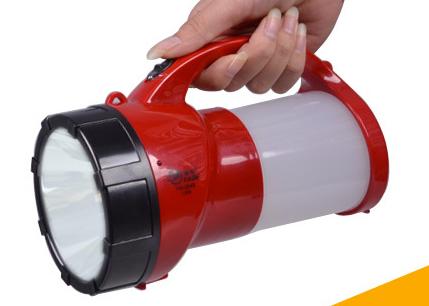 ไฟฉาย LED 1 ดวง ตัวใหญ่ไฟแรงจัดจ้าน - YG3549