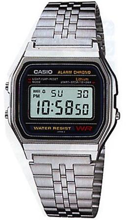 นาฬิกา คาสิโอ Casio STANDARD DIGITAL รุ่น A158WA-1