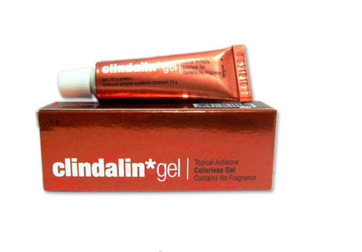 Clindarin gel 10g