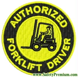 อาร์ม Authorize Forklift Driver