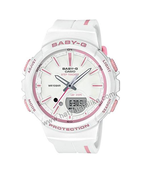 นาฬิกา Casio Baby-G for Running BGS-100RT Running Trendy series รุ่น BGS-100RT-7A ของแท้ รับประกัน1ปี