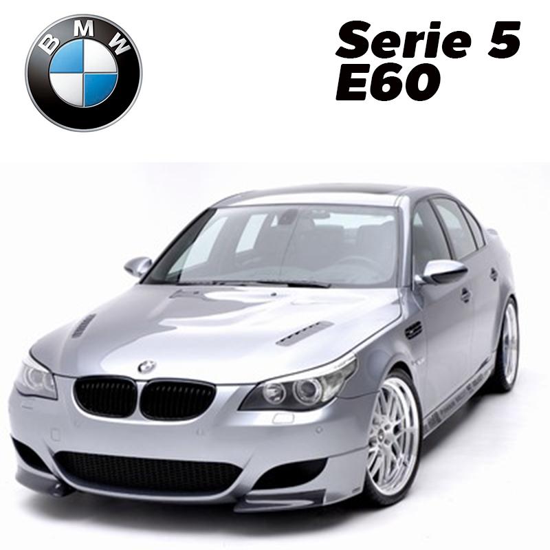 พรมกระดุม Original ชุด Full จำนวน 5 ชิ้น BMW Serie 5 E60