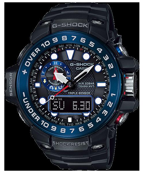 นาฬิกา คาสิโอ Casio G-Shock GULFMASTER รุ่น GWN-1000B-1B
