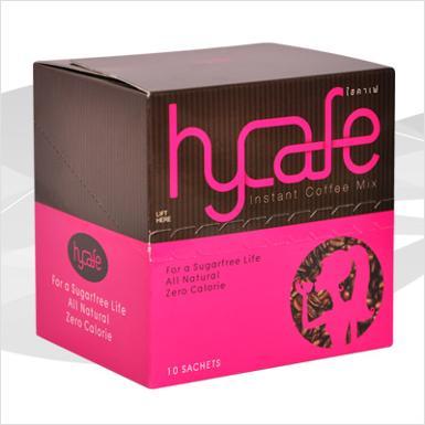 กาแฟลดน้ำหนักเพื่อสุขภาพไฮคาเฟ่ HyCafe HyCafe
