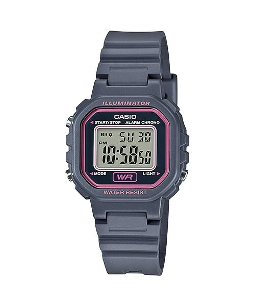 นาฬิกา Casio LADY'S STANDARD DIGITAL LA-20 series รุ่น LA-20WH-8A ของแท้ รับประกัน1ปี