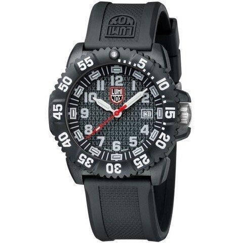 นาฬิกา Luminox Limited รุ่น Luminox 3051.25TH Men's 25th Anniversary Series Analog Swiss Quartz Black Watch
