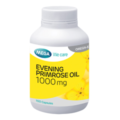 Evening Primrose Oil 100mg 100's
