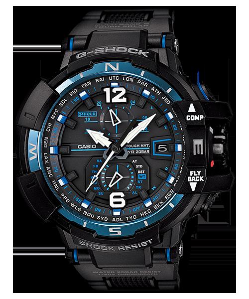 นาฬิกา คาสิโอ Casio G-Shock Premium Model รุ่น GW-A1100FC-1ADR