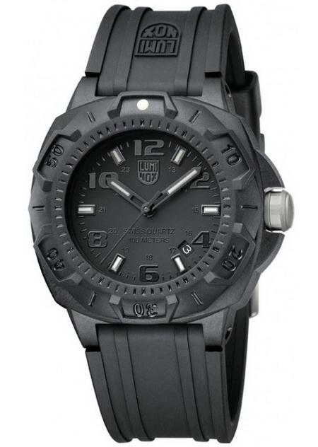 นาฬิกา Luminox รุ่น LUMINOX XL.0201.BO Men's SENTRY 0200 Series Watch