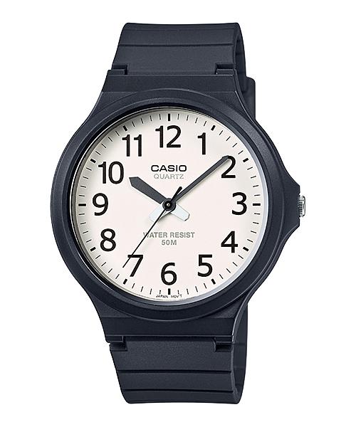 นาฬิกา Casio STANDARD Analog'men รุ่น MW-240-7BV ของแท้ รับประกัน1ปี