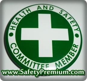 เข็มกลัด Health and Safety Committee Member