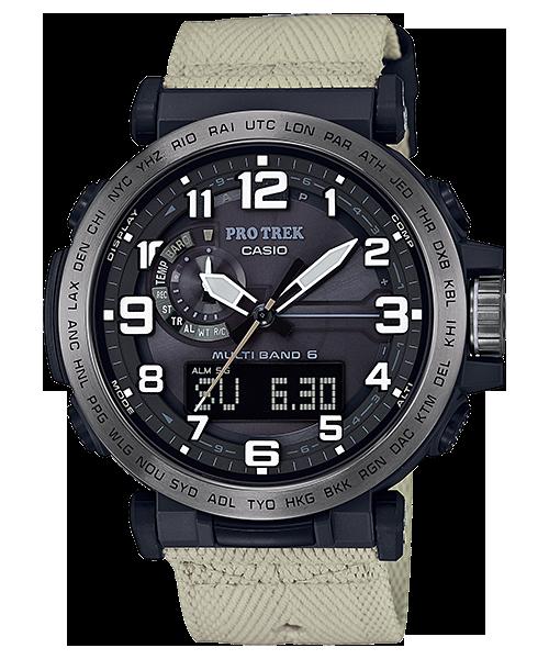 นาฬิกา Casio PRO TREK Limited PRW-6600 series รุ่น PRW-6600YBE-5 ของแท้ รับประกัน1ปี
