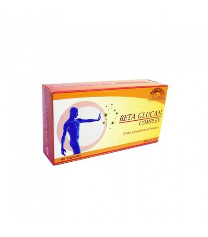 Dr.Lee & Dr.Albert Beta Glucan Complex 60 tablet สำเนา